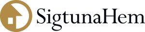 logo Sigtunahem min plats