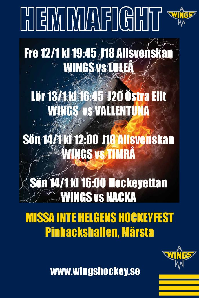 Helgens Hockeyfest