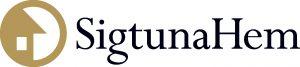 SigtunaHem Logo Landscape PAN